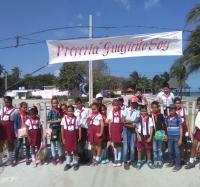 Desarrollado amplio plan de actividades en Campechuela en saludo al 4 de Abril.