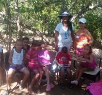 Se hacen habituales los servicios de Joven Club en comunidad montañosa de  Villa Blanca