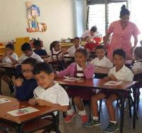 Homenaje a la creación de los Círculos infantiles en el Joven Club Manzanillo IV
