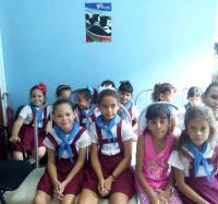 Celebrado en el Palacio de las tecnologías Día internacional de las niñas en las TIC
