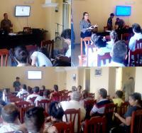 Joven Club Granma presente en CiberCultura Granmense