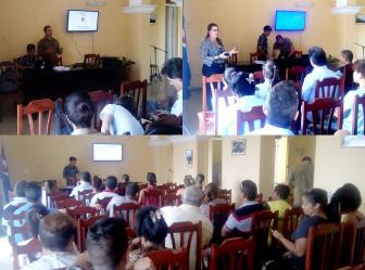 Joven Club Granma presente en CiberCultura Granmense - Joven Club Granma