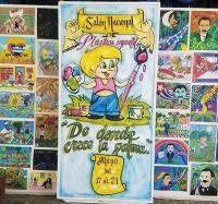 Niños de Cuba Pintan por Martí