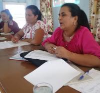 Realizan  Pleno de la FMC en Campechuela