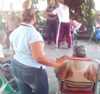 Taller del Adulto Mayor en Río Cauto