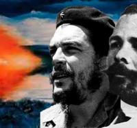 Homenaje a Antonio Maceo y Ernesto Che Guevara