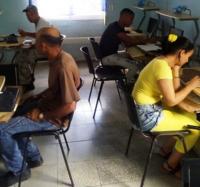 Concluye en el Joven Club Campechuela II curso de Sistema Operativo Windows