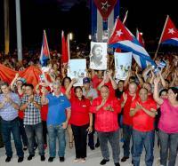 Granma: Sede del Acto Central por el Día de la Rebeldía Nacional.