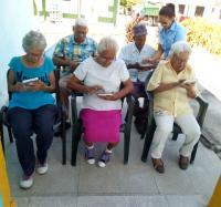 Concluye de forma exitosa curso de Tablet en Buey Arriba II
