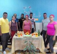 Cumpleaño colectivo en Campechuela I,II,III