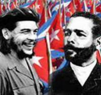 Rinden tributo a Maceo y al Che en la Comunidad Vado del Yeso