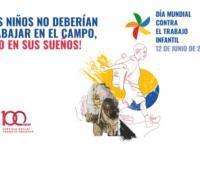 Recuerdan en el Palacio de las tecnologías Día mundial contra el trabajo infantil