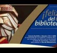 Actividades por el Día del Bibliotecario en Joven club Manzanillo IV
