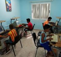 Joven Club y el trabajo con niños talentos