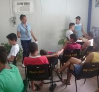 Actividades realizadas en  Joven Club de Computación y Electrónica en Guisa  en el marco de la etapa del verano 2019
