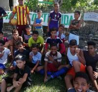 Actividades del verano por el Inder Santa Rita