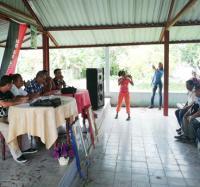 Participa Joven Club de Masó en el balance del cumplimiento del perfeccionamiento del poder popular en el consejo Popular Río Yara