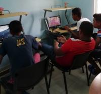 Diversas actividades por el día de los niños en la comunidad ¨Vado del Yeso¨