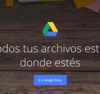 Muy pronto podrás guardar archivos sin conexión en Google Drive