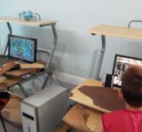 Asisten usuarios al Joven Club Campechuela II