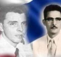 Homenaje a Frank País García y Raúl Pujol en el Joven Club Manzanillo IV