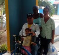 Atención a discapacitados
