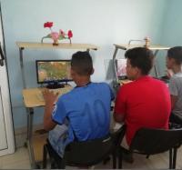 Festival de videojuegos en el Joven Club Río Cauto III