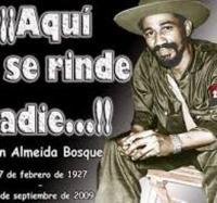 Recuerdan en el Joven Club Campechuela 1 aniversario 93 del natalicio de Juan Almeida Bosque.