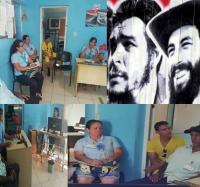 Jornada Ideológica Camilo-Che en Buey Arriba I