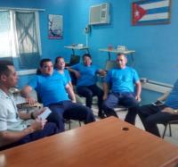 Asamblea Sindical del municipio Cauto Cristo