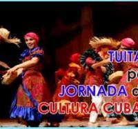 Tuitazo por la Jornada de la Cultura Cubana
