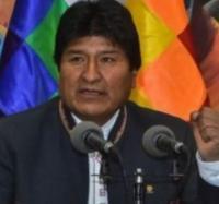 Condena contra golpe de estado en Bolivia