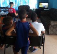 Actividades en el Palacio de las tecnologías en saludo al Día del Estudiante