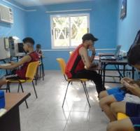Juegos en la red y dispositivos móviles, en el Joven Club Jiguaní II