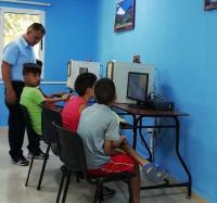 Informatización en Joven Club