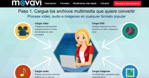 Movavi: conversor de formatos de vídeos para Mac y Windows. Patrocinado. - joven club granma