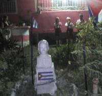 Repudio contra los autores de los hechos vandálicos contra Bustos de José Martí.