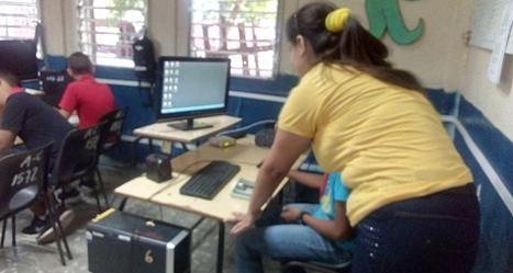 Joven Club Campechuela 1 desarrolla satisfactoriamente los cursos extramuros. - Joven Club Granma