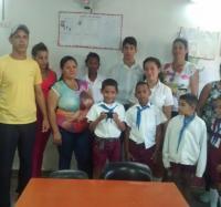 Visita a la Escuela Especial Norberto Ramírez