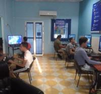 Actividades en los Joven Club de Campechuela en saludo al Día del Comunicador