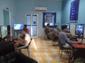 Actividades en los Joven Club de Campechuela en saludo al Día del Comunicador - Joven Club Granma