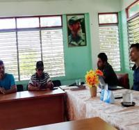 Se reúnen la Unión de Informáticos de Cuba en Bartolomé Masó