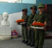 Martí siempre está presente.