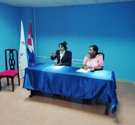 Convenio de colaboración entre la Dirección Provincial de Joven Club de Computación y la Unión de Informáticos de Cuba en Granma. - Joven Club Granma