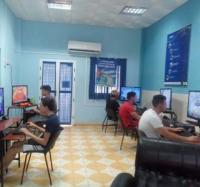 Variadas actividades en el Joven Club Campechuela 1 durante el fin de semana