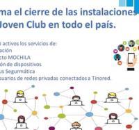 Medidas de Joven Club frente a la propagación del Covid-19 en Cuba