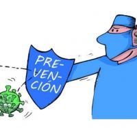 Prevención, tarea de orden.