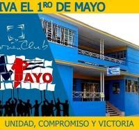 Viva el 1ro de Mayo: desde casa, unidos venceremos