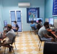 Variadas actividades en los Joven Club de Campechuela