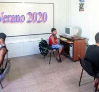 Inicia el Verano 2020 en Bartolomé Masó.